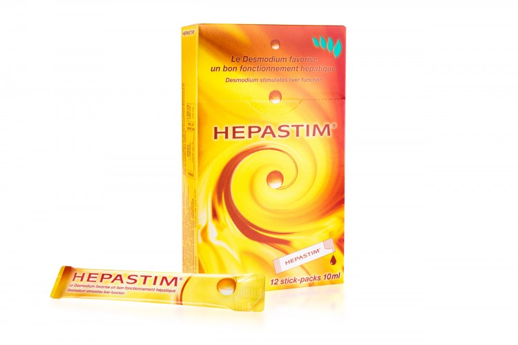HEPASTIM ® : Favorise un bon fonctionnement hépatique