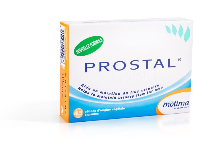 PROSTAL ® : Male urinary health